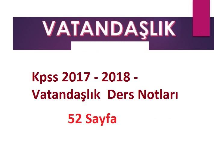 Kpss Vatandaşlık Pdf Indir Kpss 2019 Güncel Bilgiler